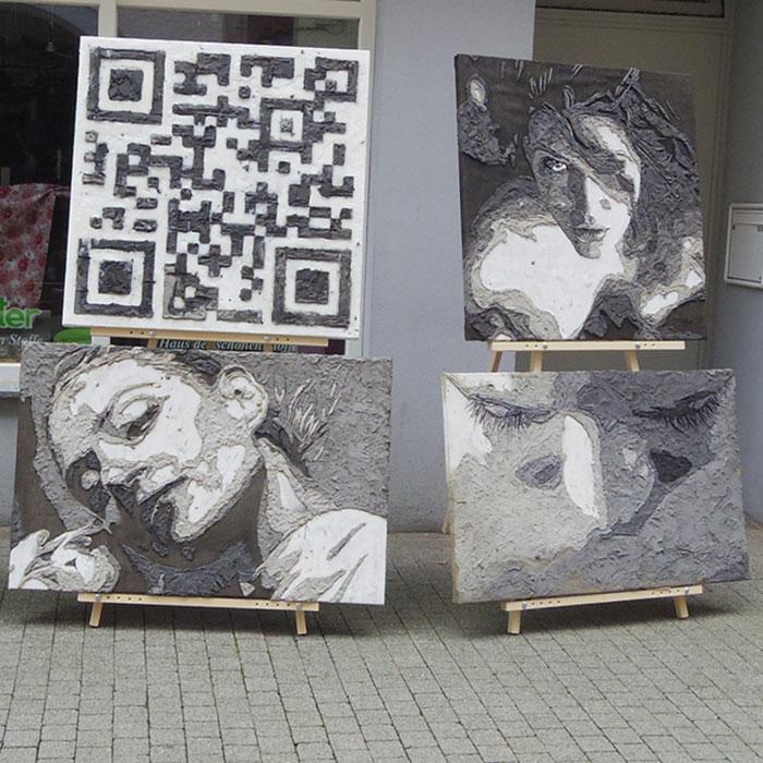 Strassengalerie Kunstpreis 2018 - Dieter Kobel