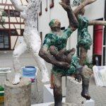 Strassengalerie Herrenberg Galerie 2017-Objekte-Eichhorn