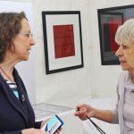 Strassengalerie Herrenberg Galerie 2017 -Flechtweberei-Rosemarie Gauss