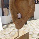 Strassengalerie Herrenberg Galerie 2018-Skulpturen-Lammel