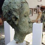 Strassengalerie Herrenberg Galerie 2018-Skulpturen-Szukala
