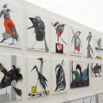 Strassengalerie Herrenberg Galerie 2018-Malerei-Fischer