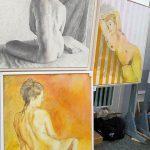 Strassengalerie Herrenberg Galerie 2018-Malerie