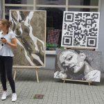 Strassengalerie Herrenberg Galerie 2018-Malerei-Kobel