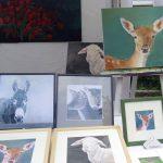 Strassengalerie Herrenberg Galerie 2018-Malerei