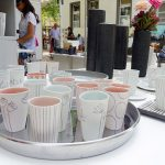 Strassengalerie Herrenberg Galerie 2019-Keramik-Hitzblech