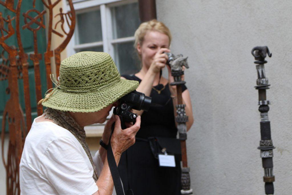 Strassengalerie Herrenberg-team-fotografieren