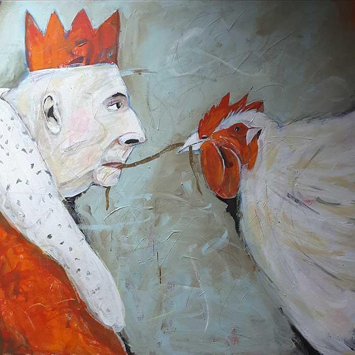 Gisela Göppel - Malerei & Illustration