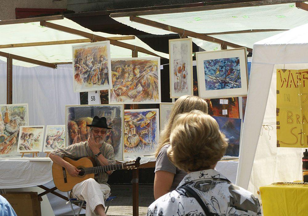 herrenberger strassengalerie 2009 - Künstler aus Frankreich