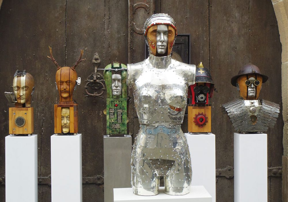 herrenberger strassengalerie 2014 - andreas kerstan
